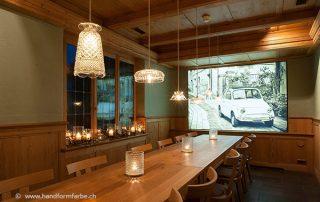raumwunder | Beratung Geschäftsraum Einrichtung für Firmen | Restaurant