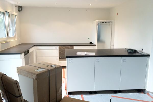 raumwunder | Küchenumbau | Umbau Möbelmontage