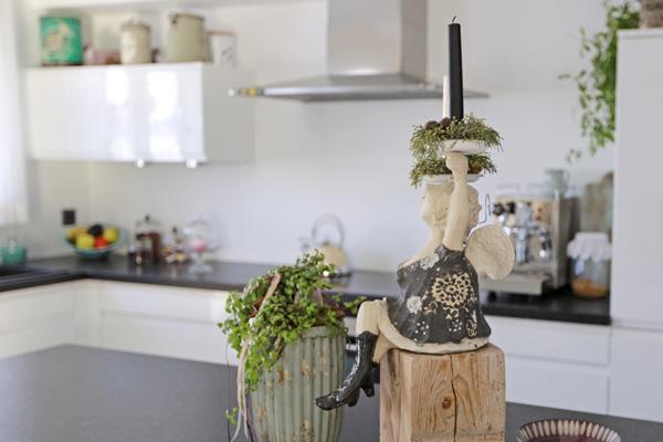 raumwunder | Küchenumbau | Engel Dekoration