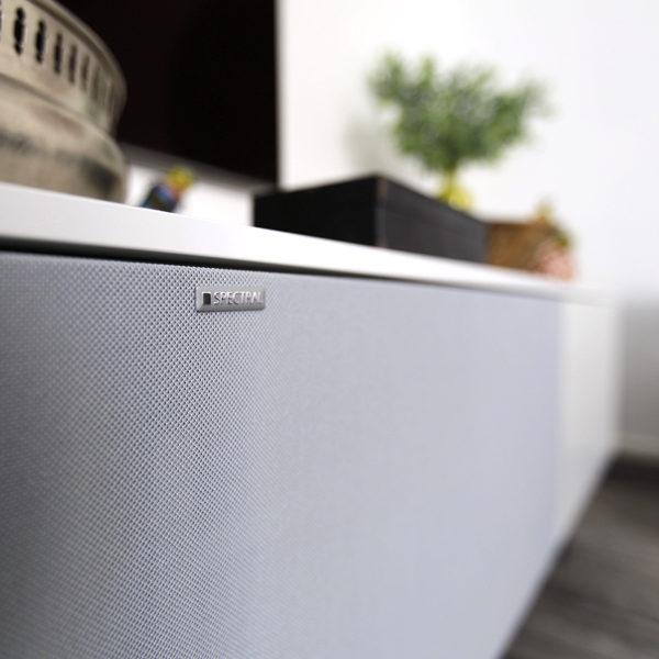 raumwunder | Wohnzimmer | Sideboard Soundsystem