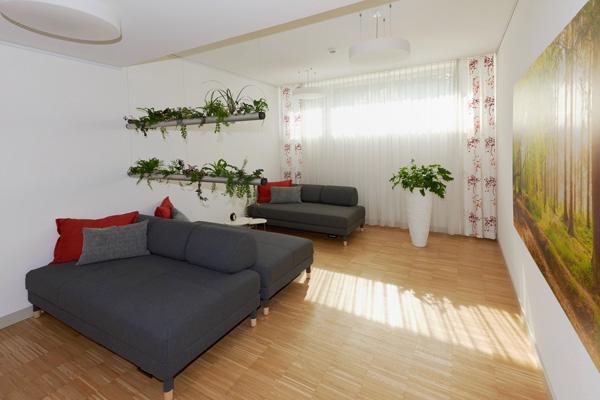 raumwunder | Ruheraum | Gestaltung mit Pflanzen